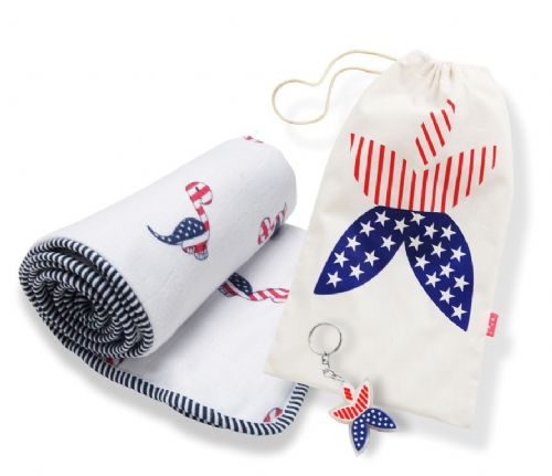 Happy USA/ Lucky Saurus Reversible ~ SOLD OUT!